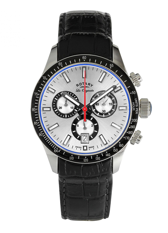 Rotary Les Originales Chronograph Quartz Men's Watch GS90151/06